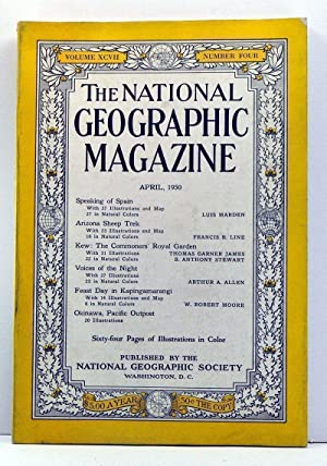 The National Geographic Magazine, Volume 97, Number: Grosvenor, Gilbert (ed.);