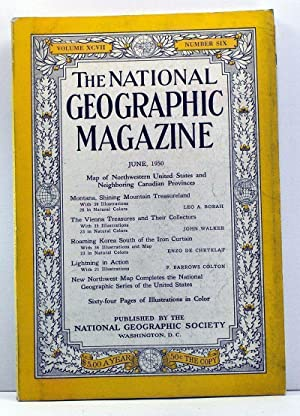 The National Geographic Magazine, Volume 97, Number 6 (June, 1950)