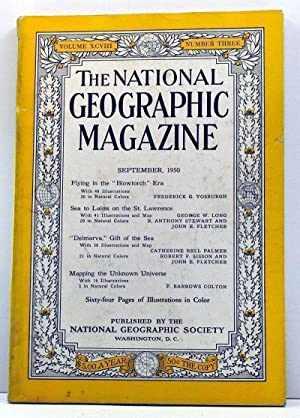 The National Geographic Magazine, Volume 98, Number: Grosvenor, Gilbert (ed.);