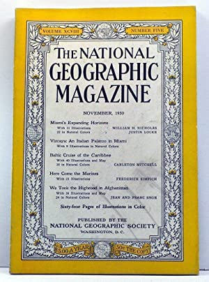 The National Geographic Magazine, Volume 98, Number: Grosvenor, Gilbert (ed.);