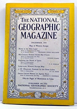 The National Geographic Magazine, Volume 98, Number 6 (December, 1950)