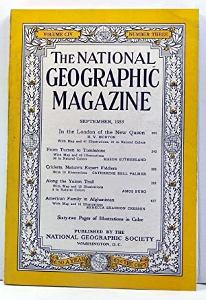 The National Geographic Magazine, Volume 104, Number 3 (September 1953)