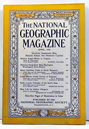 The National Geographic Magazine, Volume 109, Number 4 (April 1956)