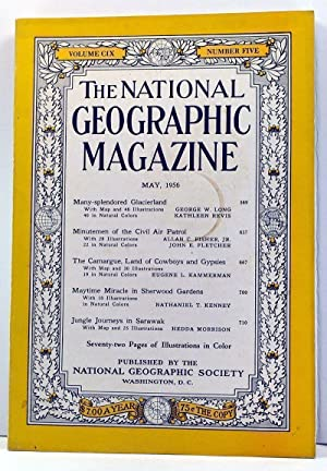 The National Geographic Magazine, Volume 109, Number: Grosvenor, Melville Bell