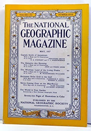 The National Geographic Magazine, Volume 111, Number 5 (May, 1957)