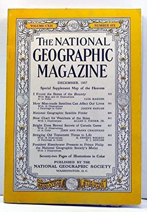 The National Geographic Magazine, Volume 112, Number 6 (December, 1957)