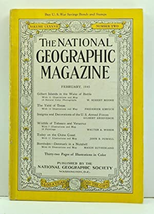 The National Geographic Magazine, Volume 87, Number 2 (February 1945)