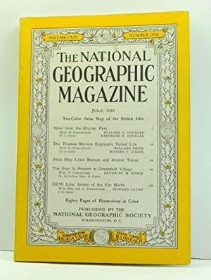 The National Geographic Magazine, Volume 114, Number 1 (July 1958)