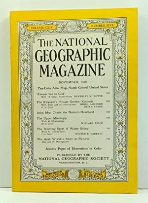 The National Geographic Magazine, Volume 114, Number 5 (November 1958)