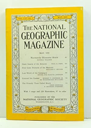 The National Geographic Magazine, Volume 115, Number: Grosvenor, Melville Bell