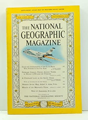 The National Geographic Magazine, Volume 116 Number 3 (September 1959)