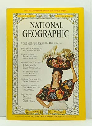 The National Geographic Magazine, Volume 120 Number 4 (October 1961)