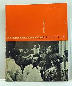 The Metropolitan Museum of Art Bulletin, Volume: Wilson, Leon (ed.);