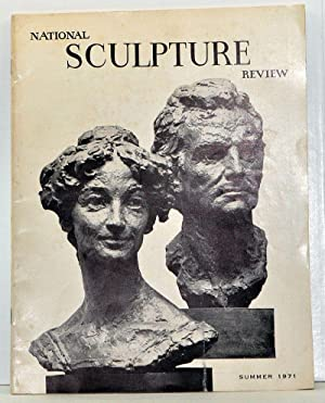 National Sculpture Review, Volume 20, Number 2: Block, Adolph (ed.);