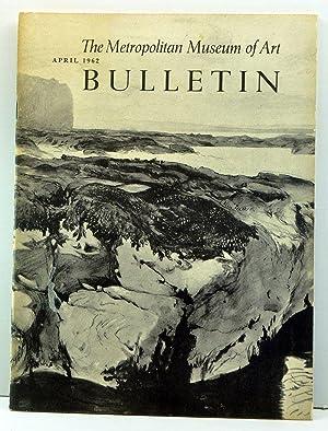 The Metropolitan Museum of Art Bulletin, Volume: Williams, Gray Jr.