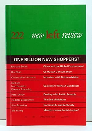 New Left Review Number 222 (March/April 1997). One Billion New Shoppers