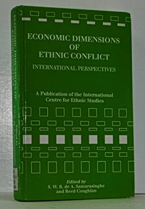 Economic Dimensions of Ethnic Conflict