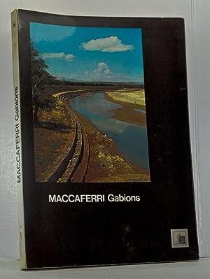 Maccaferri Gabions: No Author Noted