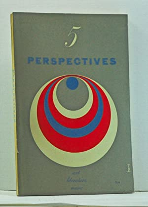 Perspectives USA, Number Five (Autumn 1953)