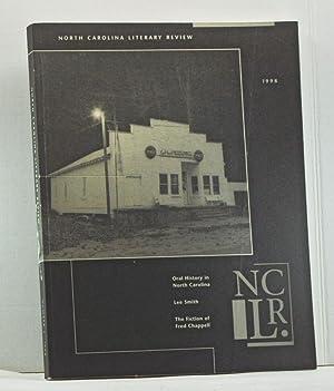 North Carolina Literary Review, Number 7 (1998).: Bauer, Margaret D.