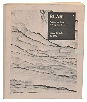 PoLAR: Political and Legal Anthropology Review, Volume 18, No. 1 (May 1995). The New Europe: Nati...