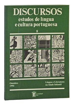 Discursos. Estudos de Língua e Cultura Portuguesa.: Reis, Carlos (ed.);