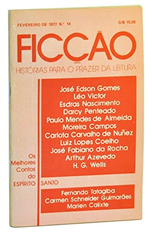 Ficção: Histórias para o prazer da leitura,: Gomes, José Edson;