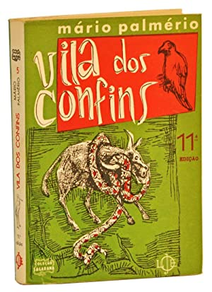Vila dos Confins; romance: Palmério, Mário