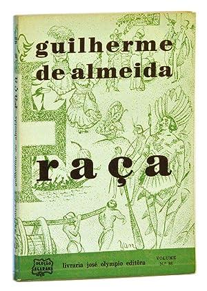 Raça (poema): Almeida, Guilherme de