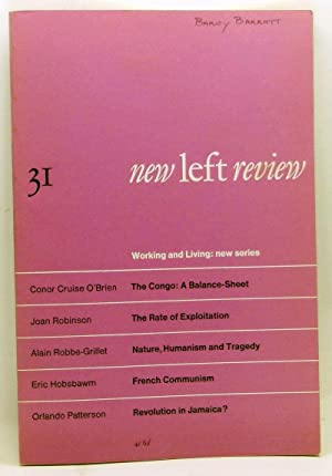 New Left Review 31 (May-June 1965)