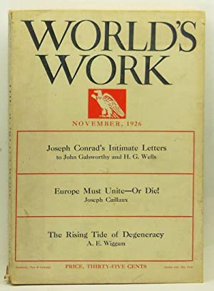 The World's Work, Volume 53, Number 1: Page, Arthur W.