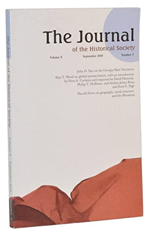 The Journal of the Historical Society, Volume: Huppert, George (ed.);