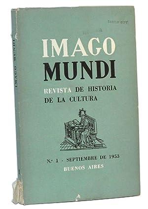 Imago Mundi: Revista de Historia de la: Romero, José Luis
