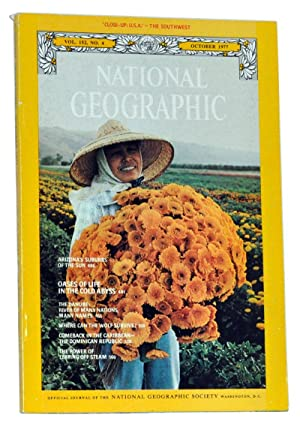 The National Geographic Magazine, Volume 152 (CLII), No. 4 (October 1977). Includes