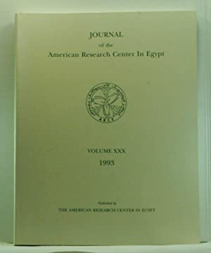 Journal of the American Research Center in: Foster, John L.