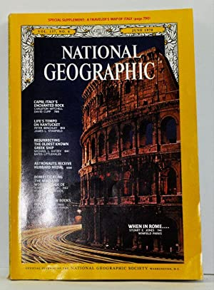 The National Geographic Magazine, Volume 137 (CXXXVII), No. 6 (June 1970). With Special Supplemen...