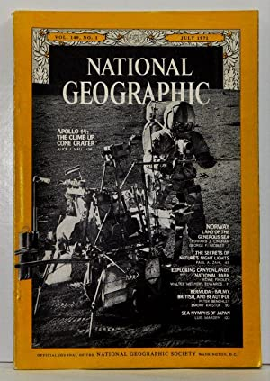The National Geographic Magazine, Volume 140 (CXL),: National Geographic Society.