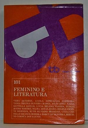 Tempo Brasileiro 101 (Abril-Junho de 1990). Feminino: Portella, Eduardo (ed.);
