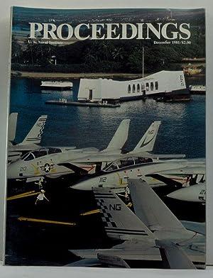 United States Naval Institute Proceedings, Vol. 107/12/946: Kapstein, Jonathan; Lehman,