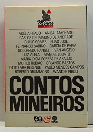 Contos Mineiros: Paxão, Fernando (ed.);