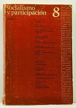 Socialismo Y Participación 8 (Setiembre 1979): Cueva Sánchez, Luis