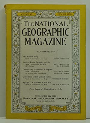 The National Geographic Magazine, Volume XC 90, Number Five 5 (November, 1946)