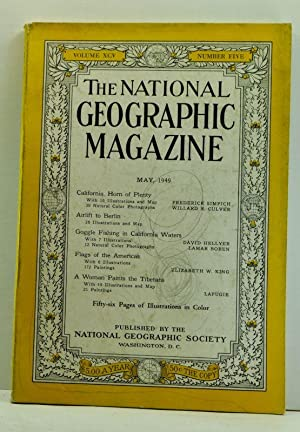 The National Geographic Magazine, Volume 95, Number 5 (May, 1949)