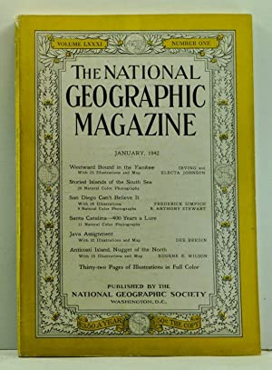 The National Geographic Magazine, Volume 81, Number: Grosvenor, Gilbert (ed.);