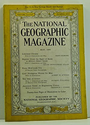 The National Geographic Magazine, Volume LXXXV (85), Number Five (5) (May 1944)