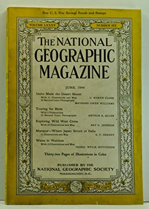 The National Geographic Magazine, Volume 85, Number 6 (June 1944)