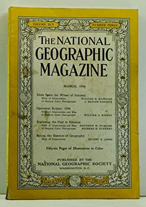 The National Geographic Magazine, 95, Number 3 (March 1949)