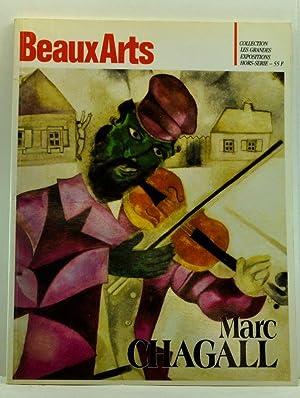 Beaux-Arts: Marc Chagall; Collection Les Grandes Expositions: Pérez, Annie (ed.);