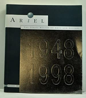 Ariel: the Israel Review of Arts and: Weill, Asher (ed.)