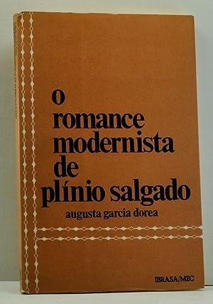 O Romance Modernista de Plínio Salgado: Garcia Dorea, Augusta